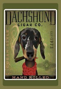 Techo-perro-cigarro-1973-chapa-escudo-Escudo-jadeara-Tin-sign-20-x-30-cm-fa0569