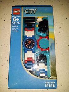 Montre-Lego-4291329-Accessoire-Jeu-de-Construction-LEGO-City