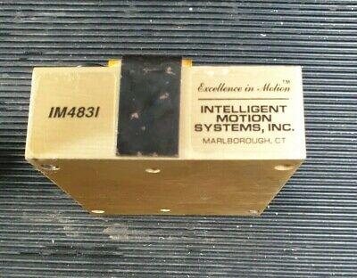 Intelligent motion systems IM483I V1.35