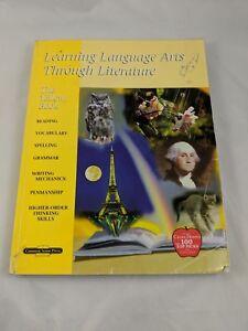 Learning-Language-Arts-Through-Literature-Yellow-Book-Teacher-Third-Grade