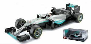 Modellino-Bburago-Mercedes-AMG-Petronas-F1-Lewis-Hamilton-scale-1-18-DIe-Cast