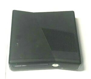 Microsoft Xbox 360 Elite 250GB Matte Black Console Only ...