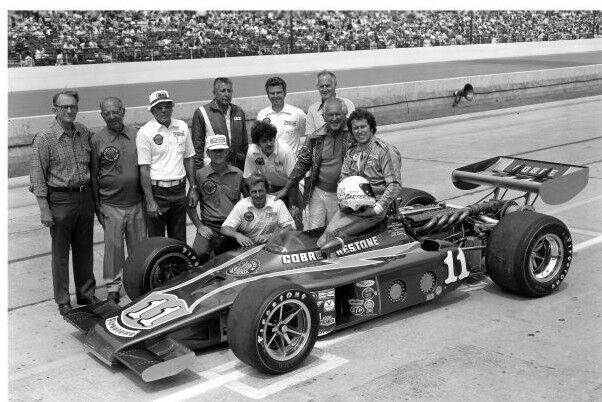 GP 1 F Race Car Sport 18 1970s 24 Vintage Indy 500 43 Midget Carousel 12 Formula