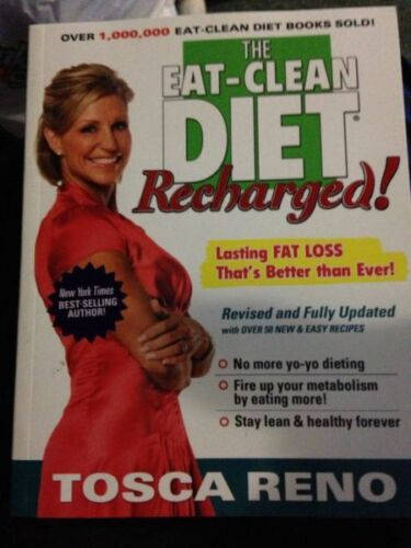 1 of 1 -   The eat clean diet recharged     BRAND NEW FREE POST