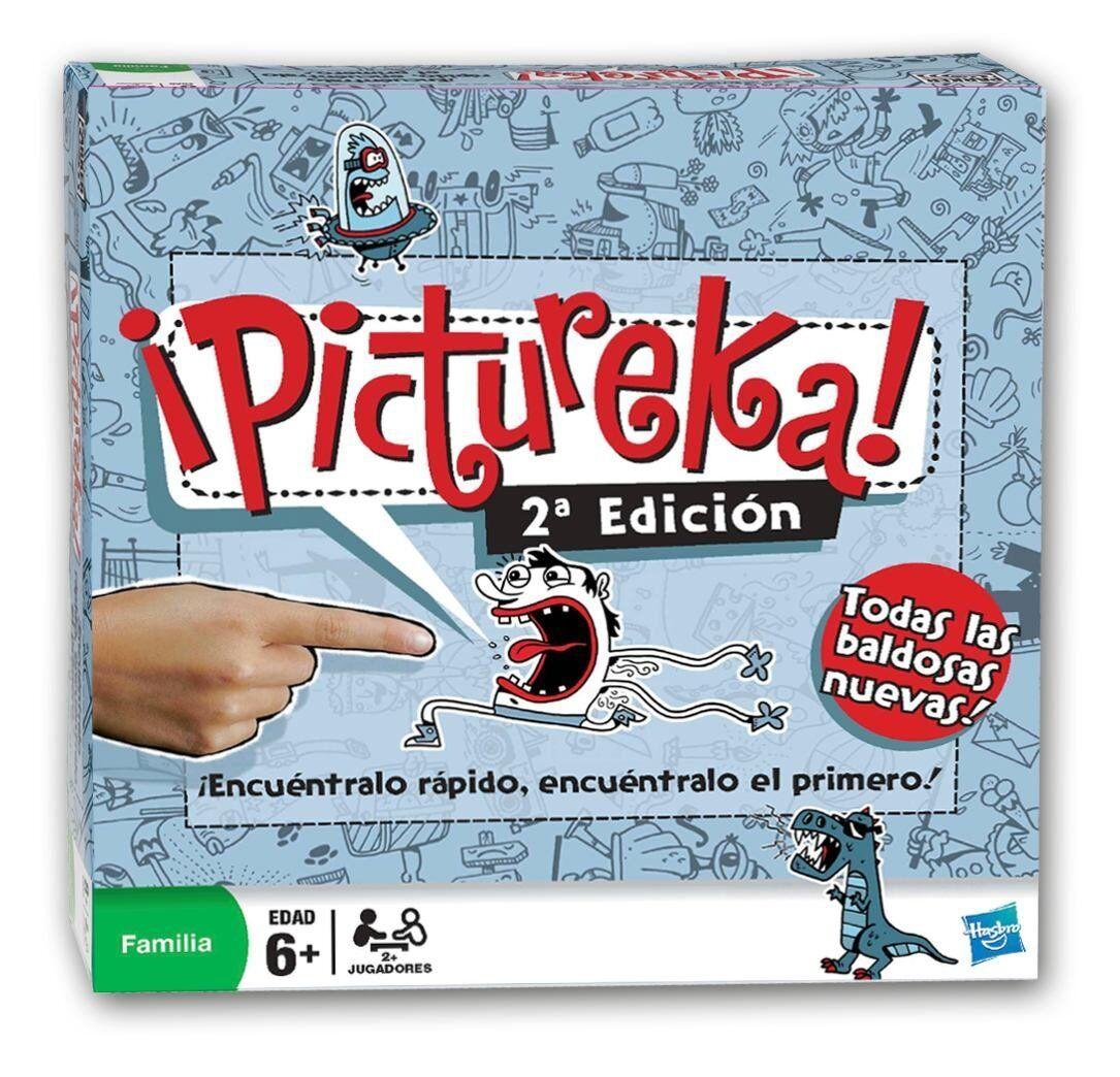 Hasbro - ¡ Pictureka    2a Edición - NUEVO