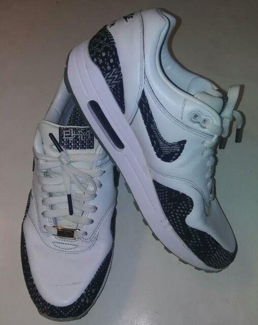 Nike Air Max 1 BHM QS Black History Month Men's Athletic Shoes Sz 9 Limited