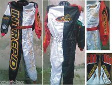 Intrepid Go Kart Race Suit CIK/FIA Level 2
