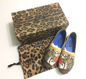 308f2be66c Image is loading New-Dolce-amp-Gabbana-Espadrilles