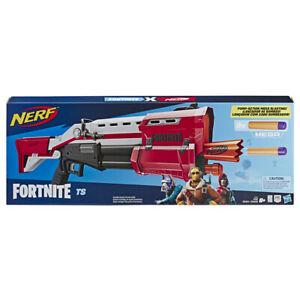 NERF - Nerf Fortnite Ts Lanzador + 8 Dardos Deporte y aire libre 8 Años+