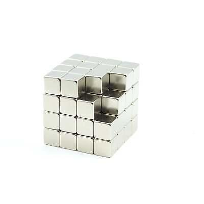 1 bis 100 Neodym Scheibenmagnet D 5x9 mm N45 Nickel Scheiben Magnete