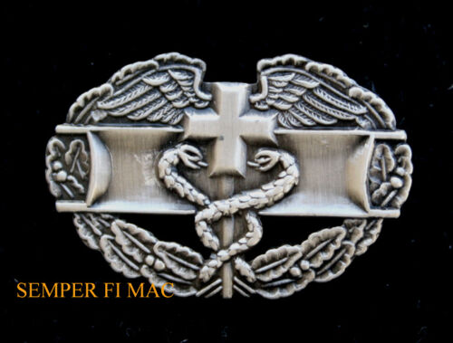 Details about COMBAT MEDIC BADGE HAT PIN US ARMY MOS 68-Whiskey 68W DOC DOC  US ARMY RED CROSS