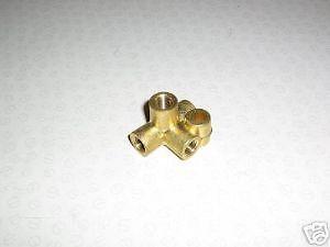 SPITFIRE ETC 4 WAY BRAKE PIPE UNION 565719 GT6 VITESSE TRIUMPH HERALD