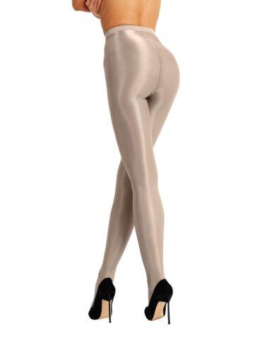 Women/'s Ultra Slim Shiny Sheer Thigh-Highs Silk Skinny Stockings Thigh Pantyhose