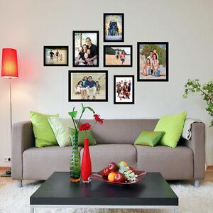 Cornici per foto vinile adesivi da parete da muro decalcomania muro grafica ebay - Cornici foto da parete ...