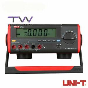 UNI-T TESTER TENSIONE MULTIMETRO DIGITALE UT803 DA LABORATORIO PROFESSIONALE