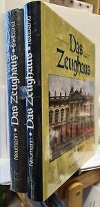 Hartwig Neumann - Das Zeughaus - Textband und Bildband
