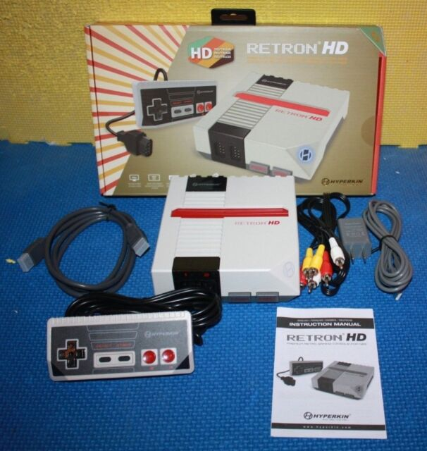 Brand New Retron 1 HD NES Video Game Console. Free Shipping For Canada & U.S.
