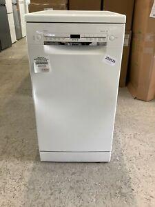 Bosch SPS2IKW04G Serie 2 A+ Dishwasher Slimline 45cm 9 Place White #EDB259526