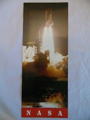 New 8x10 Photo Space Shuttle Challenger first night launch of shuttle STS-8