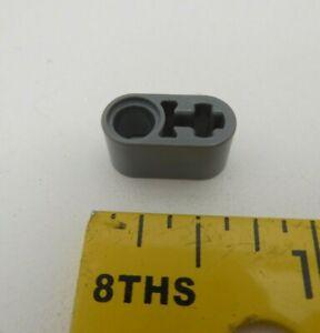 LEGO® Dark Gray Technic Liftarm 1 x 2 Thick Pin /& Axle Hole Design ID 60483