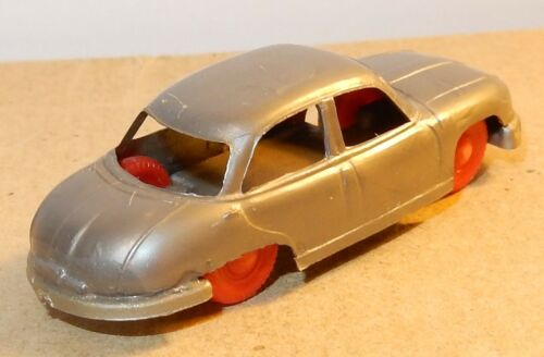 MICRO JOUEF HO 1//86 1//87 PANHARD DYNA GRIS ARGENT roues rouge