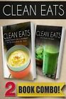 Clean Meals on a Budget in 10 Minutes or Less and Raw Food Recipes: 2 Book Combo by Samantha Evans (Paperback / softback, 2014)