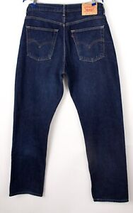 Levi's Strauss & Co Hommes 582 06 Slim Jeans Jambe Droite Taille W34 L32 BDZ114