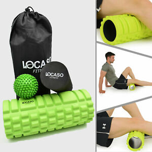 Grid-Massage-Foam-Roller-Ball-Yoga-Pilates-Muscle-Physio-Gym-Exercise-Fitness-UK