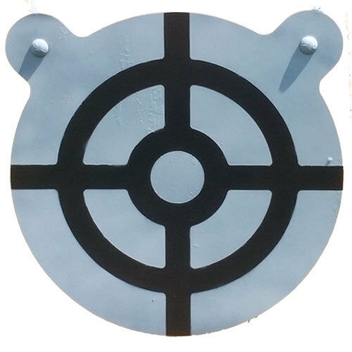 "10/"" Magnetic Painting Stencil for Steel TargetsShootingTargets7"