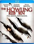 Howling Reborn 0013132345499 With Ivana Milicevic Blu-ray Region a