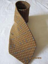 Graham & Lockwood London Sand Silk Neck Tie