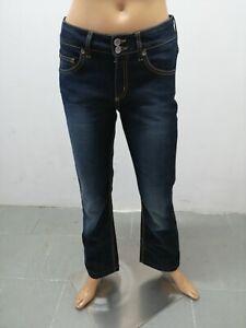 Jeans-LIU-JO-Donna-taglia-size-28-pantalone-donna-pants-woman-cotone-5611