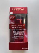 L'Oréal Paris 1.6fl.oz. Revitalift Triple Power Serum Moisturizer