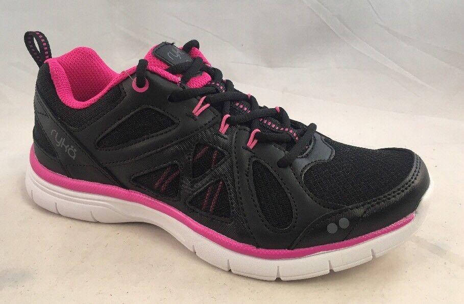 Men/Women Online Ryka Divine Black/Pink Training Shoes Quality queen Online Men/Women export store Current shape 69e728