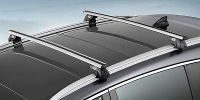 Aluminium Roof Rack for Integrated Bars on a Kia Sportage 2010-2016 100KG