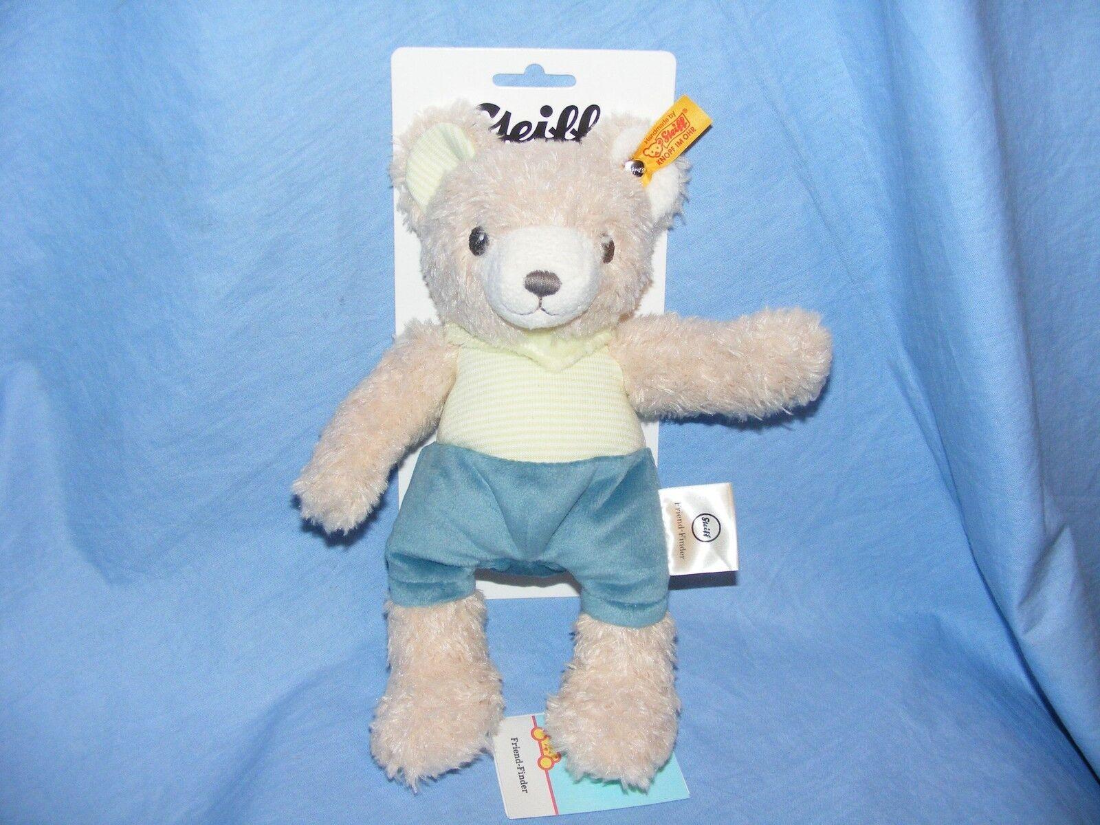Steiff Teddybär Geschenk Freund Finder Neu Baby Geburtstag Taufe Geschenk Teddybär Neuer 2017 414411