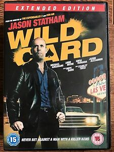 Wild-Card-DVD-2015-Las-Vegas-Underworld-Crime-Thriller-Movie-w-Jason-Statham