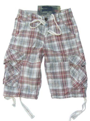 2019 Nuovo Stile Bermuda Cargo Pantaloncini 30 32 34 36 38 By Vogue Wear Car Go Mod 201031 Col 3 Bianco Puro E Traslucido