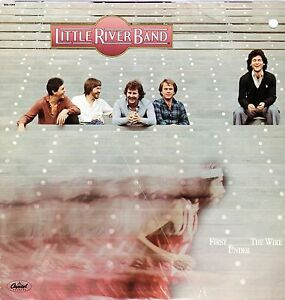 Little-River-Band-Vinyl-LP-Capitol-Records-1979-ST-11954-First-Under-the-Wire