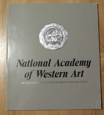 National Academy of Western Art- 10th Annual Exhibition  (1982)