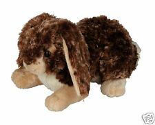Ravensden Suma Lop Ear Easter Rabbit Bunny Brown Plush Soft Toy 18cm FRS081