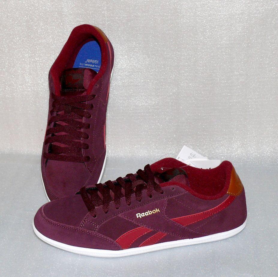 Reebok Royal Transport BR0790 Rauleder Men Schuhe Ortholite Sneaker Gr 40 UK 6,5
