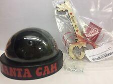 Santa Christmas Camera cam & plywood engraved Santa Magic Key Children Gift