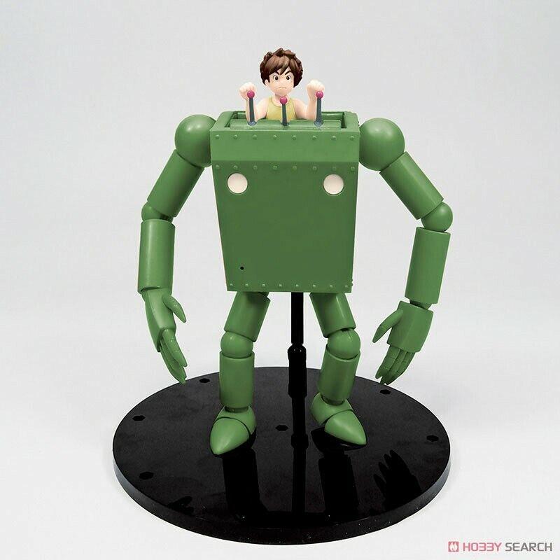 Aoshima Future Boy Conan No.5 Robonoido Conan Ausgabe 1 20 scale plastic Modelll