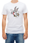 cock a snook at Bugs Bunny funny  Men T Shirt K646 Torn effect Bugs Bunny