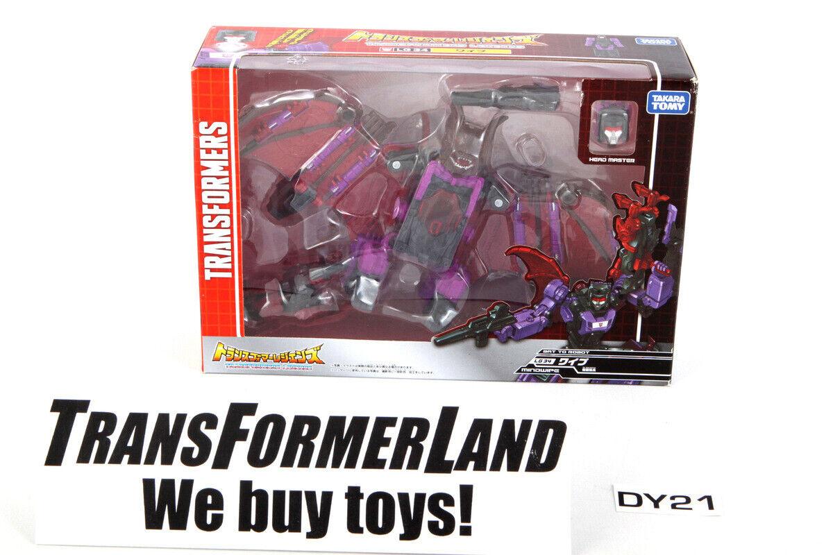 Pulizia Sigillato Misb Mosc Deluxe Leggende Transformers