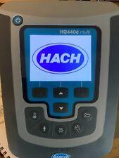 Hach Hq440d Laboratory Dual Input Multi Parameter Meter Ph Conductivity