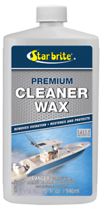 Star Brite Premium Heavy Duty Cleaner Wax with PTEF 1L