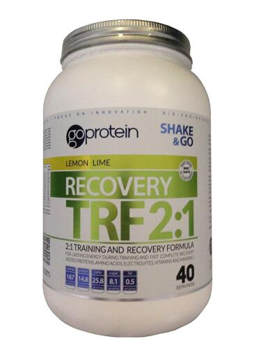 2kg Recovery TRF 21 LemonLime Training Recovery Formula UK POST FREE