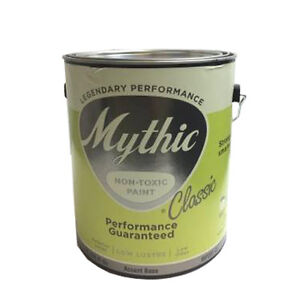 Image Is Loading Mythic Non Toxic Exterior Paint 3 43L Low